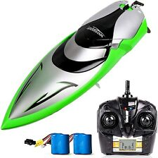 Rc High Speed Boat Racing Boat Adult Kid Pool Lake Flip Recovery Self Righting