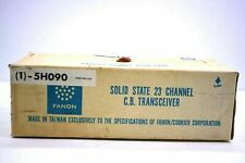 Fanon Fanfare 100 Solid State 23 Channel C.B. Transceiver (1)-5H090 New in Box