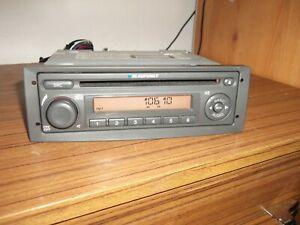 FIAT panda blaupunkt 169cd car radio cd stereo player