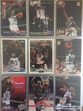 Shaquille O'Neal Rookie Card Lot Nine Cards Trading Cards Shaq NBA 1993