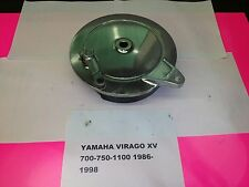 YAMAHA VIRAGO XV 750 -1100  CHROME REAR BRAKE DRUM