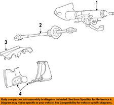 GM OEM Steering Column-Intermediate Shaft 15115366