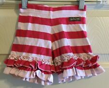 Matilda Jane Wonderful Parade Eloise Shorties Shorts Girls Size 4