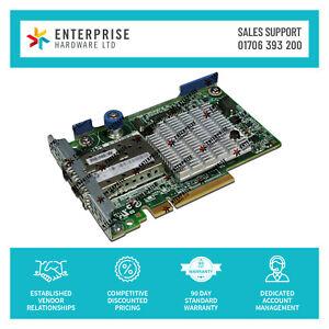 665240-B21 REF HP Ethernet 1Gb 4-port 366FLR Adapter
