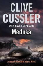 """VERY GOOD"" Cussler, Clive, Medusa: A novel from the NUMA Files, Book"