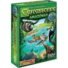 F2z Carcassonne Amazonas Board Game
