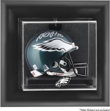 Eagles Wall- Mini Helmet Display Case - Fanatics