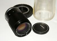MINT Jupiter-11 Automat 135 mm F4 Vintage Lens Mount FOR KIEV-10 KIEV-15 CAMERAS