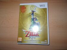 The Legend of Zelda Skyward Sword Limited Edition Nintendo Wii - mint collectors