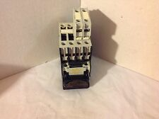 General Electric Contactor CL01A400T W/ GE BCLF10 W/ BSLV3K