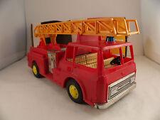 """Joustra Auto Pompiers """"cadet"""" à friction en boîte ref.n°821"""