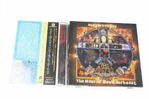 TECK-87211 BADLY DRAWN BOY THE HOUR OF BEWILDERBEAST CD JAPAN OBI A14359