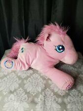 "Large 20"" My Little Pony 25th Anniversary Birthday Plush Pinkie Pie"