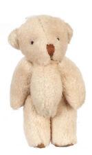 Big Brown Furry Bear, Dolls House Miniatures. Nursery soft 1/12 scale
