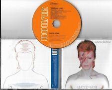 CD 10 TITRES DAVID BOWIE ALLADDIN SANE 2013 REMASTER DE 2015 EUROPE