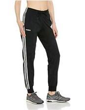 adidas Women's Essentials 3-stripes Single Jersey, Black/White, Size Xx-Large op