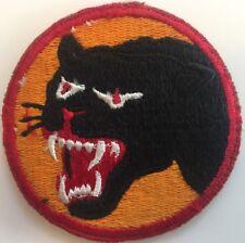 WW2 original US Army 66th Infantry Division cloth patch