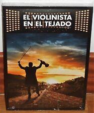 EL VIOLINISTA EN EL TEJADO DVD NUEVO PRECINTADO SLIPCOVER MUSICAL (SIN ABRIR) R2
