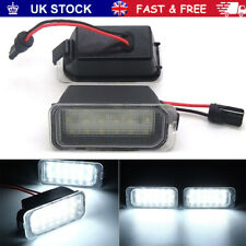 Ford Galaxy 2006-2010 Number Plate Licence Lamp Pair Left /& Right