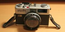 Vintage Minolta Hi-Matic F Camera