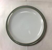 """DENBY """"JET GREY"""" DINNER PLATE 10 3/8"""" STONEWARE BRAND NEW MADE IN ENGLAND"""