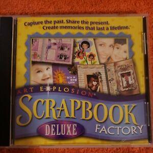 Nova Development Scrapbook Factory Deluxe