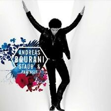 "ANDREAS BOURANI ""STAUB UND FANTASIE"" CD NEW+"
