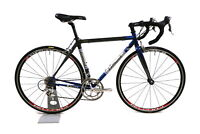 Lemond Zurich Carbon /Steel Road Bike 2 x 9 Speed Ultegra 6500 Fulcrum 51 cm / M