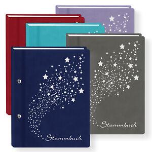 """Stammbuch der Familie """"Light"""" Stammbücher A5 A4 Hochzeit Familienstammbuch Buch"""