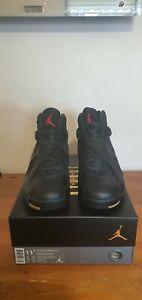 Jordan 8 Retro OVO Black Condition:New|Ticker: AJ8-OVOBLK|Size 11.5US/10.5UK