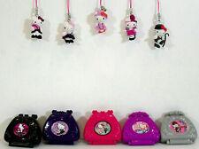 "Hello Kitty ""Fashion handbags & danglers"" Tomy Sanrio 2010 (entra e scegli)"