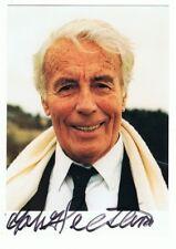 Johannes Heesters (1903-2011), sign. AK