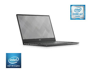 "Dell Latitude 7370 Laptop 13.3"" 3K QHD Touchscreen, m7-6Y75, 8GB RAM, 256GB SSD"