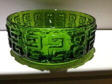 ART GLASS BOWL Riihimaki taalari Ciotola Tamara Aladin