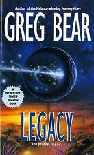 Legacy by Greg Bear PB new