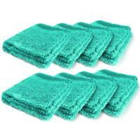 Edgeless Microfibre Cloths x 8 Flawless Microfiber Car Detailing Pure Definition