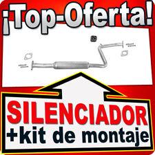 Silenciador Intermedio MAZDA MX6 & 626 & XEDOS 6 1.6 1.8 2.0 16V 1991-2002 RTH