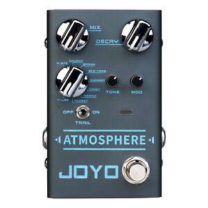 Joyo R14 Revolution Series Atmosphere Reverb Effects Pedal - New