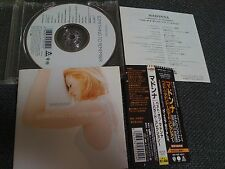 MADONNA / something to remember / JAPAN LTD CD OBI