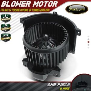 Heater Blower Motor & Cage for Audi Q7 Porsche Cayenne VW Touareg RHD Only
