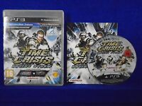 ps3 TIME CRISIS RAZING STORM Includes Time Crisis 4 REGION FREE Pal English