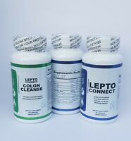 Lepto Connect 60 capsules. INNOVATIVE support to burn fat. Plus a **FREE GIFT**