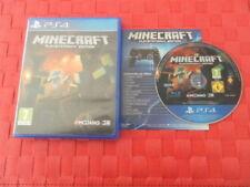 Jeux vidéo Minecraft pour Sony PlayStation 4
