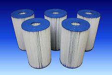 Closeout 5 PACK SPA FILTER FITS:HOT SPRINGS UNICEL C-6430 PLEATCO PWK-30 FC-3915