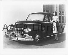 1947 Lincoln Four Door Sedan, Factory Photo / Picture (Ref. #53401)