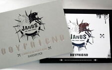 boyfriend Autographed First Album JANUS CD+Photobook New Korean