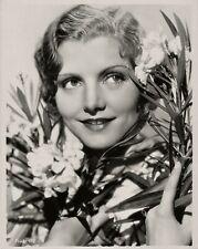 Peggy Shannon ~ ORIGINAL portrait... circa 1931 ~ LINEN BACKED