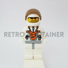 LEGO Minifigures - 1x mm007 - Astronaut - Mars Mission Space Omino Minifig