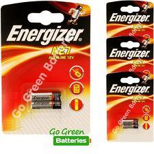 8 X Energizer A27 12v Batería 27a Mn27 Gp27a e27a el812
