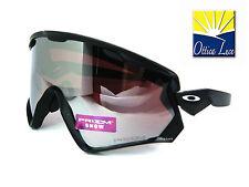OAKLEY WIND JACKET 2.0 7072 02 MATTE BLACK  PRIZM BLACK IRIDIUM SNOW Sunglass